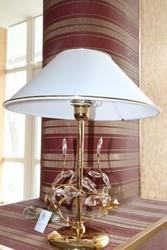 Итальянская лампа настольная новая