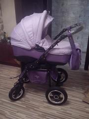 Продаю коляску Adamex Nitro 3в1 б/у
