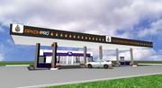 Купить бензин в волгограде. АЗС АРКОН-ПРО. Заправка качественным топ