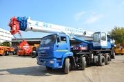 Продаю автокран КС-55729-1В «Галичанин»,  32 т.,  30, 2 м. Овойд. Новый.
