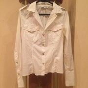 Белая итальянская рубашка SPORTSTAFF (S - 42)