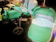 Продам коляску трансформер зима-лето .Состояние очень хорошее .И