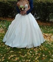 Продам дизайнерское свадебное!