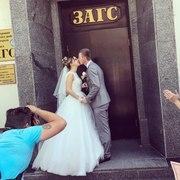 Лучшее свадебное платье!