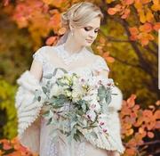 Дизайнерское свадебное платье Tanya Grig