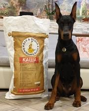 Классный корм для собак, без крахмала и аллергенов